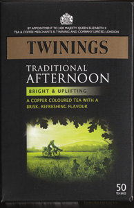 Twining  Traditional Afternoon